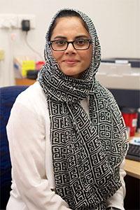 Dr Asma Hafeez